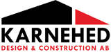 Karnehed Design & Construction AB Logo